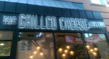 Grilled Cheese Bistro facade